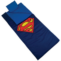 Superman Shield Sleeping Bag - 17430