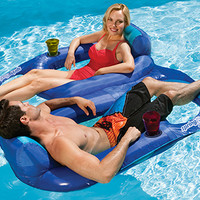 Two-Person Spring Float  @ Sharper Image