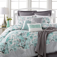CLOSEOUT! Cascavel 10-Piece Comforter Set | macys.com