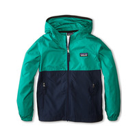 Patagonia Kids Light and Variable Hoodie (Little Kids/Big Kids) Navy Blue - Zappos.com Free Shipping BOTH Ways