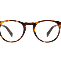 Tortoiseshell Johnson Round Eyeglasses #4420025 | Zenni Optical Eyeglasses