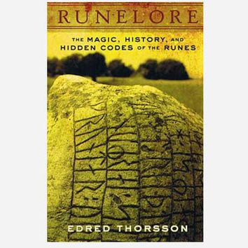 Runelore, Handbook of Esoteric Runology