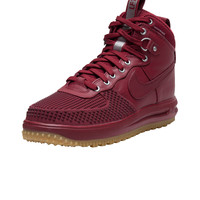 NIKE SPORTSWEAR LUNAR FORCE 1 DUCKBOOT - Burgundy | Jimmy Jazz - 805899-600