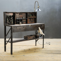 Industrial Artist Folding Workbench : Factory 20