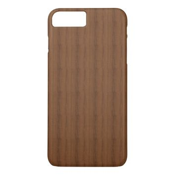 Melamine Wood Pattern iPhone 7 Plus Case