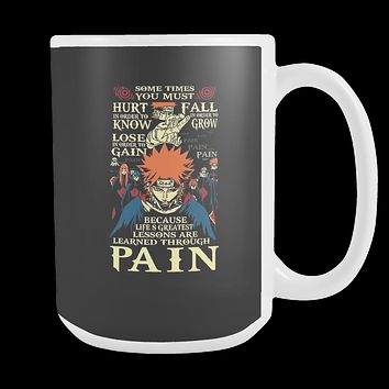 Naruto Pain Learn 15oz Coffee Mug- TL00262M5