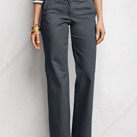 Women's Fit 2 Stretch Chino Trousers from Lands' End