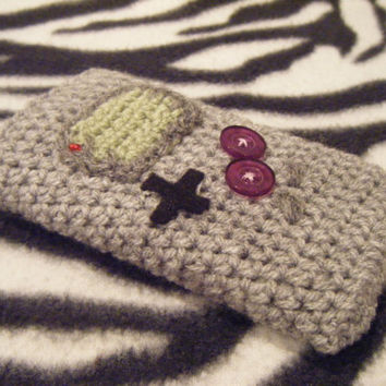 Iphone 4 ipod touch Nintendo Game Boy console by LottiesCreations