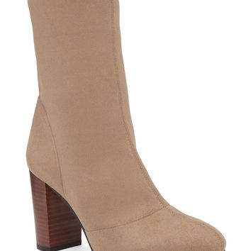 Vince Camuto Sendra Stretch Booties | Dillards