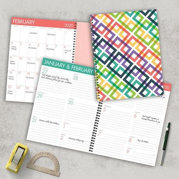Habit Tracker Large Weekly/Monthly Planner