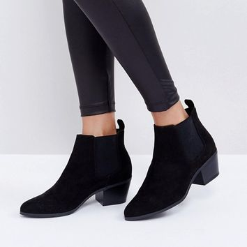 ASOS REVIVE Chelsea Ankle Boots at asos.com