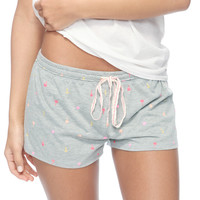Tropical Getaway PJ Shorts