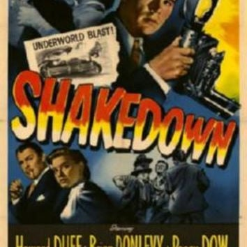 Shakedown Mini Movie Poster #01 11x17 Mini Poster