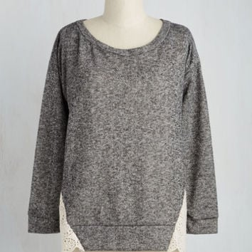 Mid-length Long Sleeve Lecture Hall of Fame Top