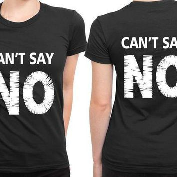 MDIG1GW Bryson Tiller Cant Say No Title 2 Sided Womens T Shirt