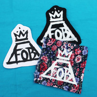 Fall Out Boy Patch