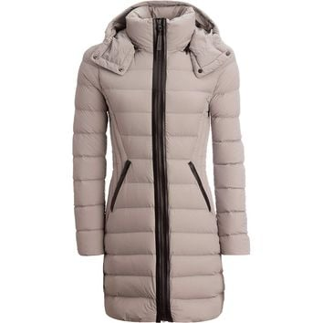 Mackage Women's Farren Fitted Lightweight Down Jacket W/Quilted Detailing