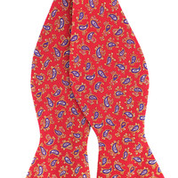Tok Tok Designs Men's Self-Tie Bow Tie (B468, 100% Silk)