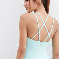 Crisscross Back Yoga Cami