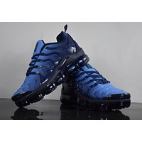Nike 2018 Tn Air Vapormax Plus Vascular Blue Gradient Shoe 40 45 | Best Deal Online