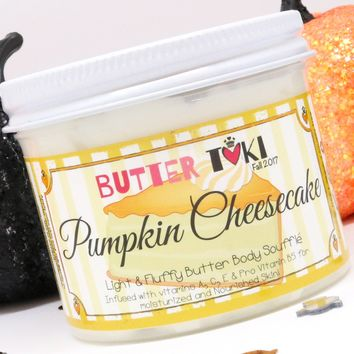 PUMPKIN CHEESECAKE Body Butter Soufflé 4oz