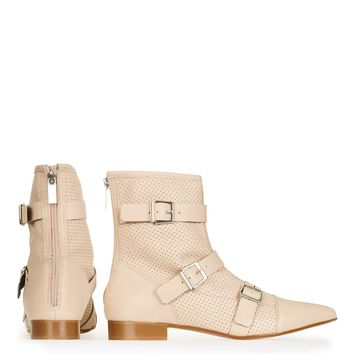 ANDREW Buckle Ankle Boots - New In This Week - New In