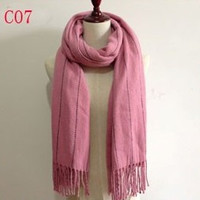 Fall and Winter Scarf - Jelly