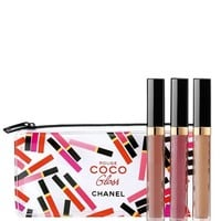 ROUGE COCO GLOSS TRIO TRIO SET | Chanel