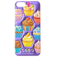 Dylan's Candy Bar Cupcake Puffy iPhone 5/5s Cover | Dylan's Candy Bar