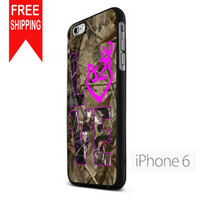 Love Browning Deer Camo S NNm iPhone 6 Case