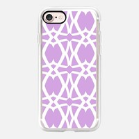 Mezzo Orchid  iPhone 7 Case by Lisa Argyropoulos | Casetify