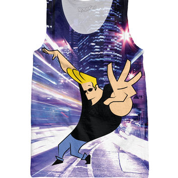 Johnny Bravo Tank Top