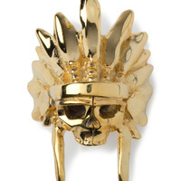 Gold Mr. Indian Chief Ring