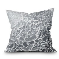 Karen Harris Fossil Stone Throw Pillow | Find it at the Foundary