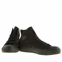 womens converse black all star hi trainers