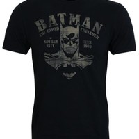 DC Comics Batman Since 1939 Men's Dark Navy T-Shirt - Buy Online at Grindstore.com