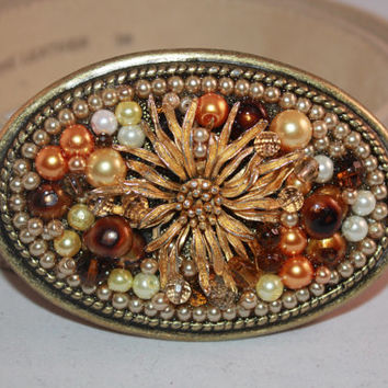 Golden Belt Buckle - Autumn Accessories
