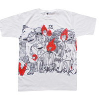 Foster the People Torches Handprint T Shirt American Indie Pop Band Debut Studio Album Shirt Size S M L XL