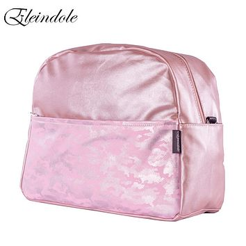 Eleindole Fashion Mummy Bags with Strollers Straps Maternity Nappy Bag 18L Multifunctional Women Diapering Bags for Baby Care