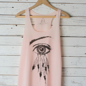 Eye Dream Tank