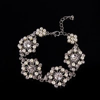 Stylish Shiny New Arrival Hot Sale Gift Great Deal Awesome Accessory Wedding Dress Silver Ladies Bracelet [6586385351]