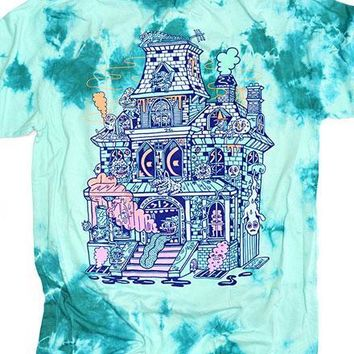 Spook House Tie Dye T-Shirt