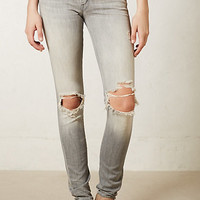 Mother Looker Destroyed Jeans