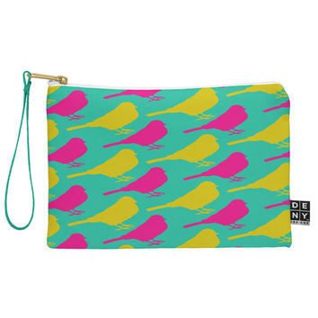 Allyson Johnson Bright Birdies Pouch