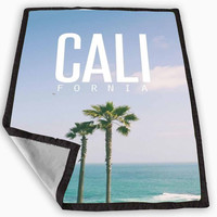 California Blanket for Kids Blanket, Fleece Blanket Cute and Awesome Blanket for your bedding, Blanket fleece **