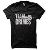 Team Grimes Ladies T-Shirt - group walking dead t-shirt daryl dixon rick grimes hoodie ladies tank tee tshirt