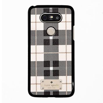 KATE SPADE HAWTHORNE LG G5 Case Cover