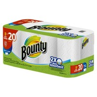 Bounty Select-A-Size Paper Towels - White (8 Huge Rolls)