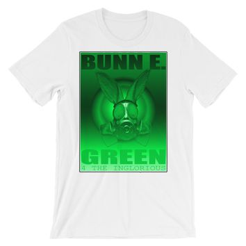 Bunn E. Green graphic tees for the inglorious. Misfit mind street wear