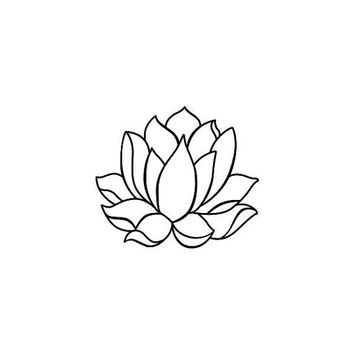 Two Weeks Lotus - Temporary Tattoo (Set of 2)